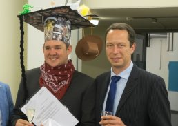 Adrian successfully defended his PhD thesis