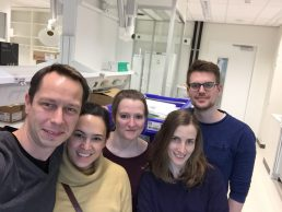 Lab moves to VU